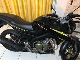Vixion advance, KM Rendah