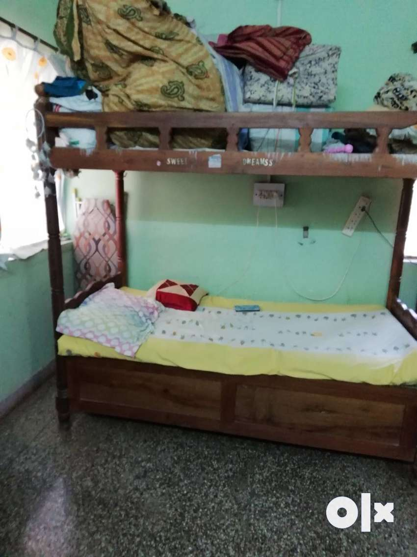 Bunk bed with storage 0