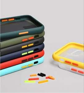 Case iphone hybrid premium 6 6P 7 7P 8P X/XS 11