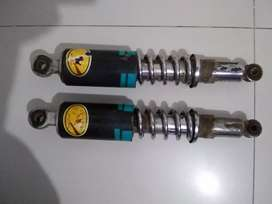70 motorcycle Shocks good (used condition) Rs950