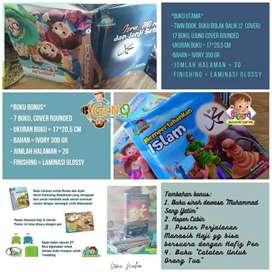 Buku Anak Muhammad Is My Hero