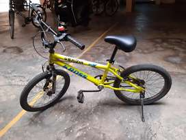 Kross venom cycle