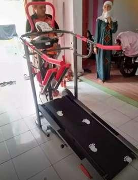 Manual Treadmil 7F # Bisa Cod Total Fitnes