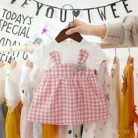 Baju anak cewek import