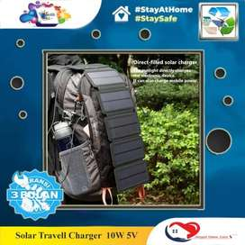 Solar Travell Charger 10W 5V ( Fodable series )