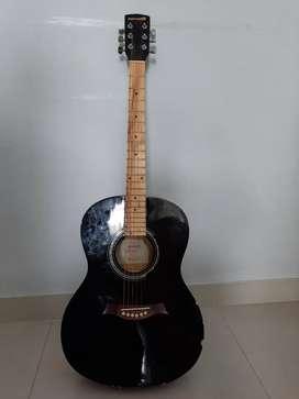 Sonido Black Acoustic Guitar
