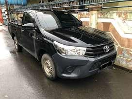 Toyota Hilux 2.5 Single Cabin 2018 Diesel KM 18rb Manual