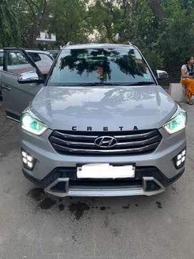 Hyundai Creta 2016 Well Maintained