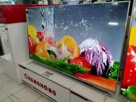 Tv changhong 50inc promo free 1x cicilan