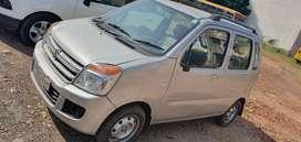 Maruti Suzuki Wagon R LXI, 2008, LPG