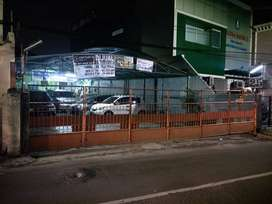 Lahan pinggir jalan,  cocok untuk Usaha Cipinang Muara, Jakarta Timur