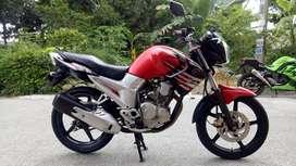 Yamaha Scorpio Z tahun 2011 mentah pajak hidup siap pakai