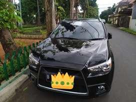 Mitsubishi Outlander PX Sport 2014 Black Hitam
