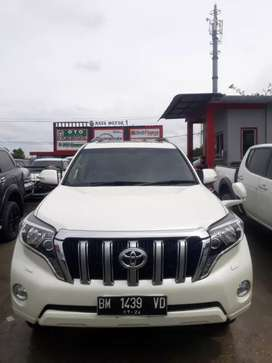 Prado 2014 TX bensin matic