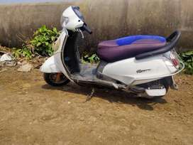 I want to sell my access 125 old model