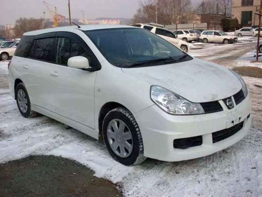 Nissan wingroad available for rent 0