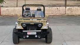Harsh Jain motor jeeps