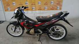 New Satria FU Tahun 2011 DR6880T (Raharja Motor Mataram)