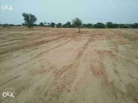 10 bigha agri/commercial land on National Highway17 k.m from Suratgarh