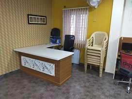 Gandhipuram 5 to 10 work stations 650Sqft Office Space for Rent