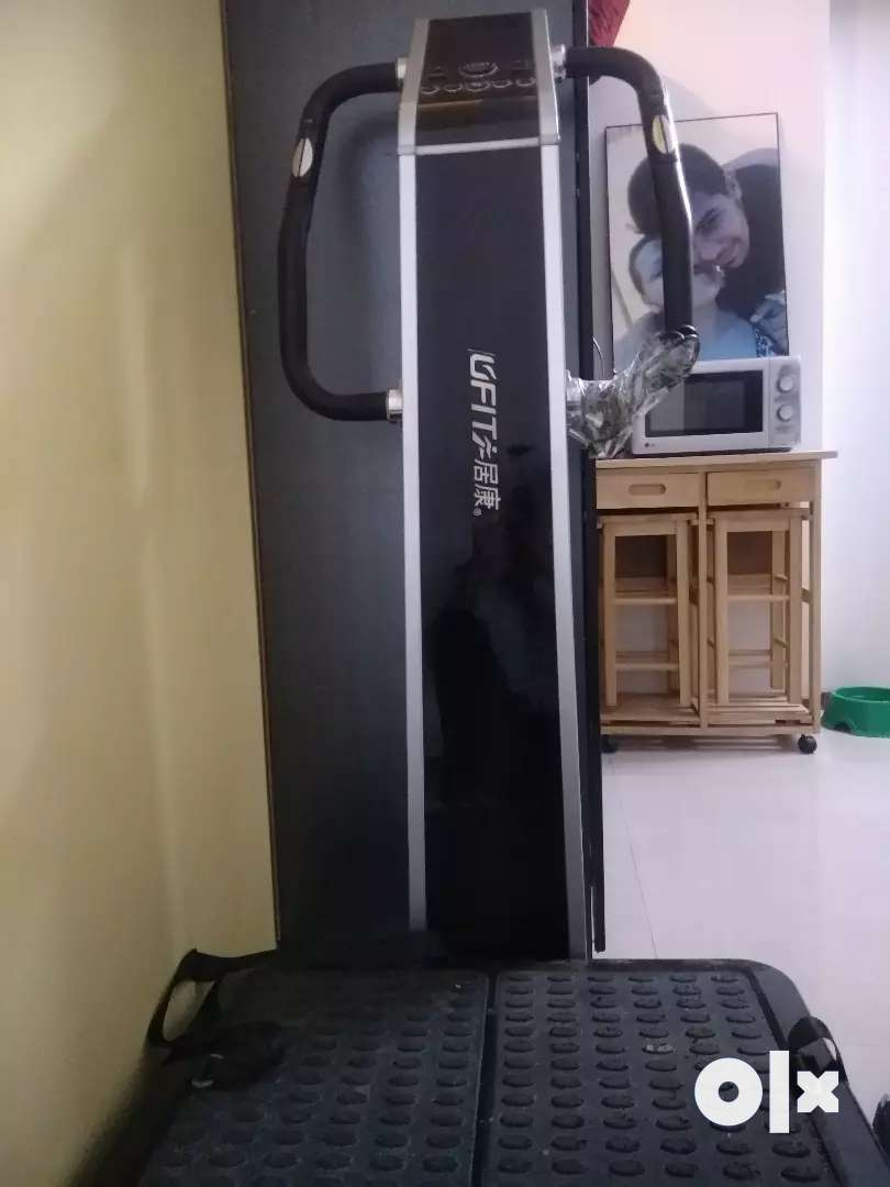 Vibration weight loss machine 0
