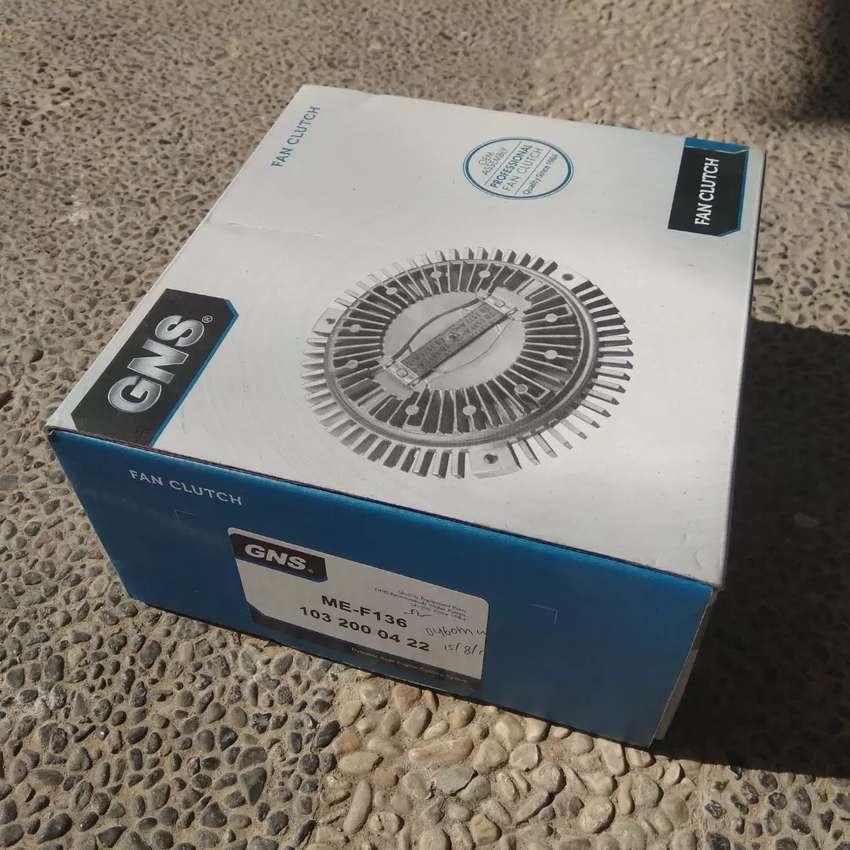 Fan Clutch/ motor kipas radiator mercy 300E 0