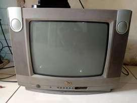 Tv tabung 14in merk LG turbo ori