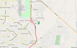 4 Marla Commercial Plot For Sale In Commercial Broadway Block D Lahore