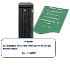 HP Z820-Workstations-/e5-2650/16 CORE/32GB Ram/1TB SATA__