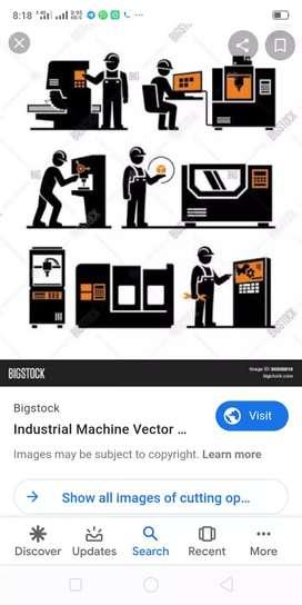 Cutting operator