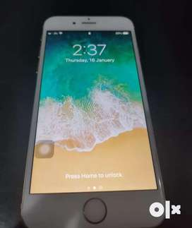 IPhone 6 in gold color 64gb storage