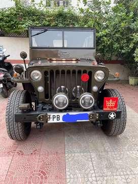 Modified latest/new jeep