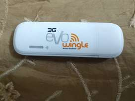 3G evo wingle not used only open box