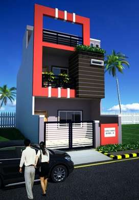 New Construction Duplex Only At 53 Lakh