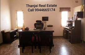 Commercial with residency building for sal in thanjavur MC road