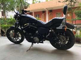 Harley Davidson Iron 883 New Condition