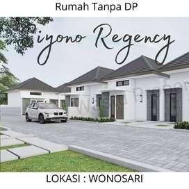 Rumah 200 Jutaan di Wonosari