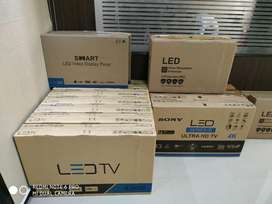 "Led Tv 52"" Inches New Brand 5 Yrs Warrnty 4K"