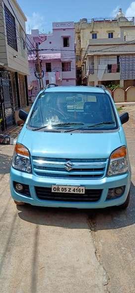 Maruti Suzuki Wagon R VXi Minor, 2008, Petrol