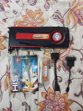 HIS HD 7970 Amd Radeon Graphics Card - Repaired