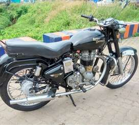 Royal Enfield old model Bullet