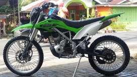KLX BF ( Pajak pelat baru )