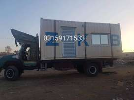 porta cabin, carawan ,office container for sale 875000