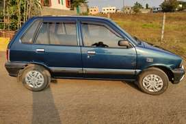 Well maintain Maruti Suzuki 800 2009 Petrol 51000 Km Driven
