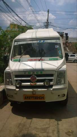 Well conditioned Tempo Traveller