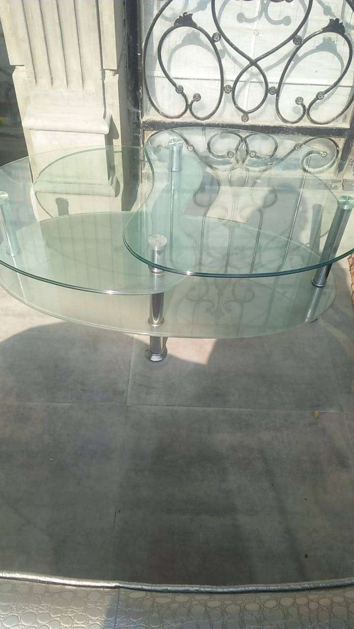 Center Table Top Glass 0