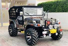 Modified hunter open jeeps