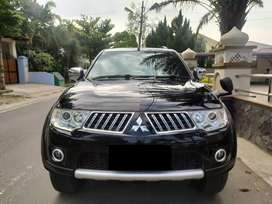 Pajero Sport Exceed at 2010 218JT Nego