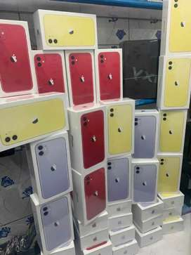 iPhone 11 128gb brand new sealed all colours