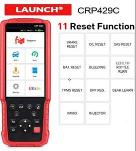 LAUNCH CRP429 C OBD2 SCAN TOOL SCANNER CAR CODE READ LIVE DATA UPDATED